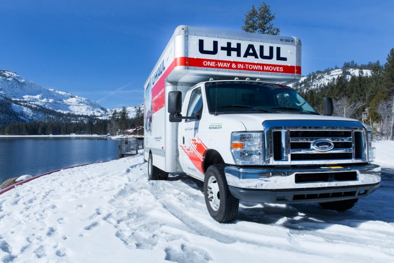 uhaul moving van reviews