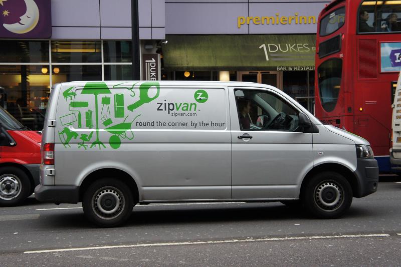 zipvan moving rental van reviews
